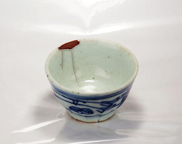 Кинцуги, kintsugi, фарфор, чашка