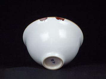 ремонт посуды, кинцуги, kintsugi, фарфор, чашка, пиала. золото, лак уруси, красный, япония