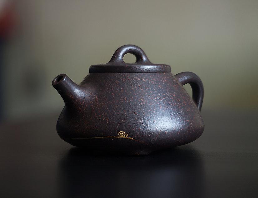 Кинцуги чайник трещина реставрация