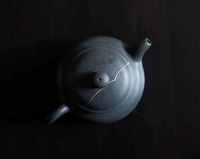 кинцуги исинский чайник ремонт