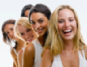 Group of woman that are pleased with our waxing services in Caloundra
