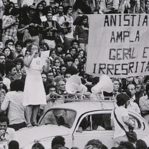 """24 FCL: """"I Owe You a Letter About Brazil"""" (2019) y la posmemoria de la dictadura en clave de género"""
