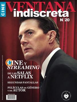 revista ventana indiscreta cine y streaming n20