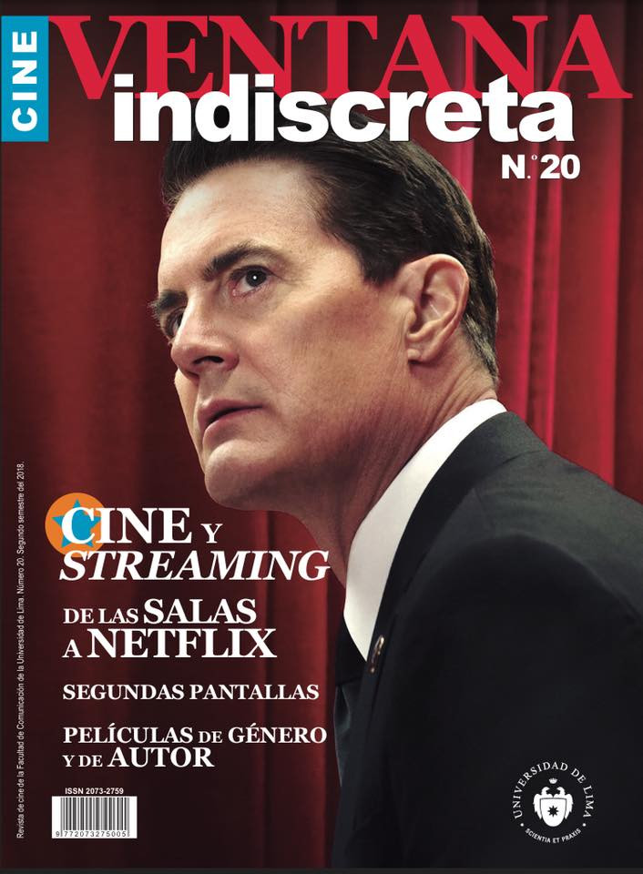 revista ventana indiscreta cine y streaming n20