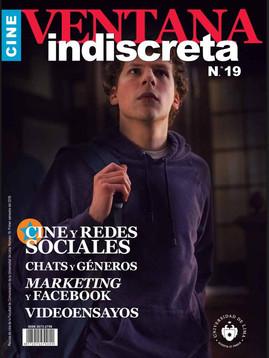 revista ventana indiscreta cine y redes sociales n19
