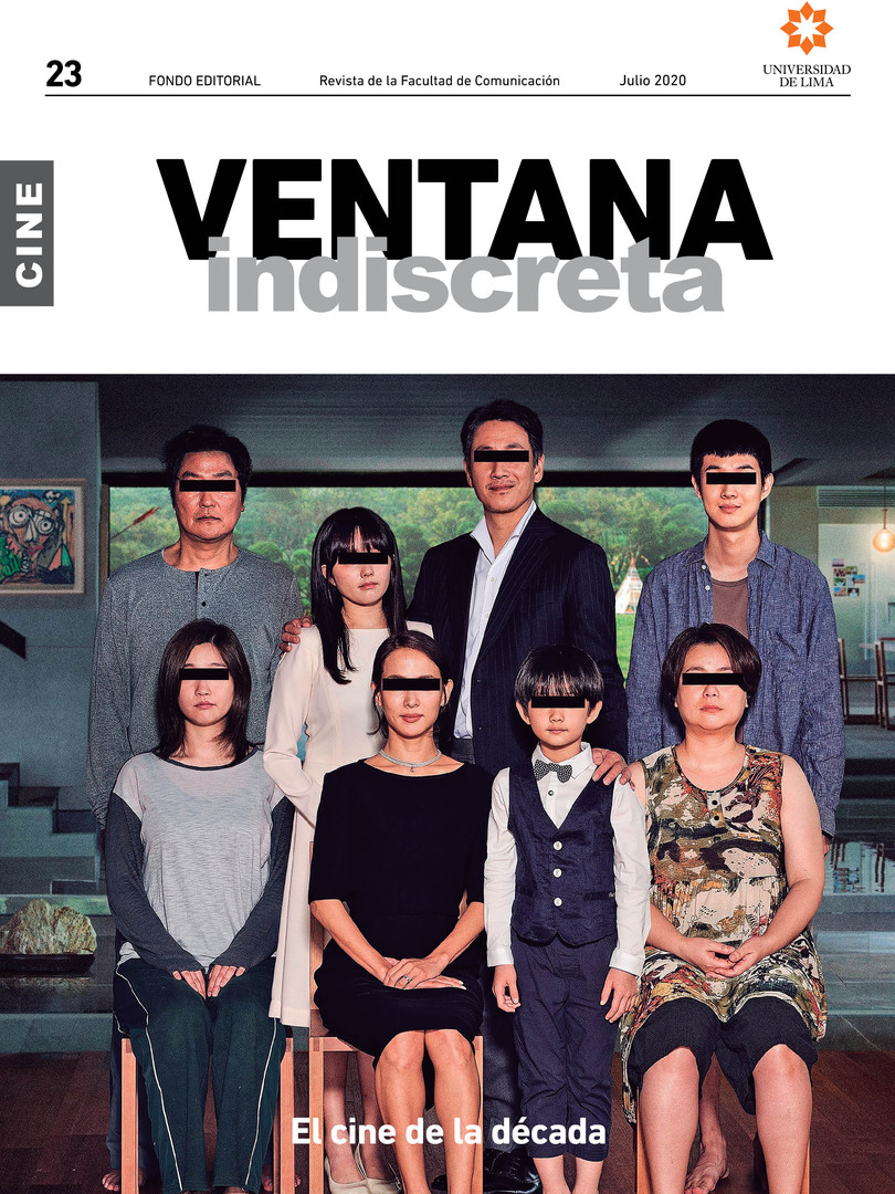 revista ventana indiscreta cine de la decada n23