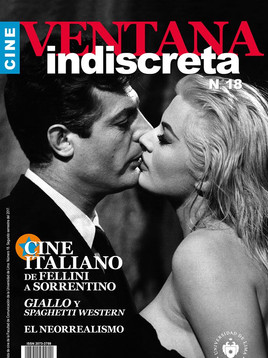 revista ventana indiscreta cine italiano n18