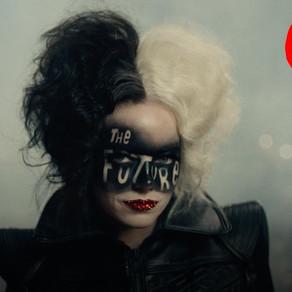 """""""Cruella"""" (2021): glamour y punk rock"""