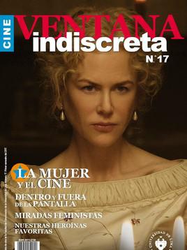 revista ventana indiscreta la mujer en el cine n17