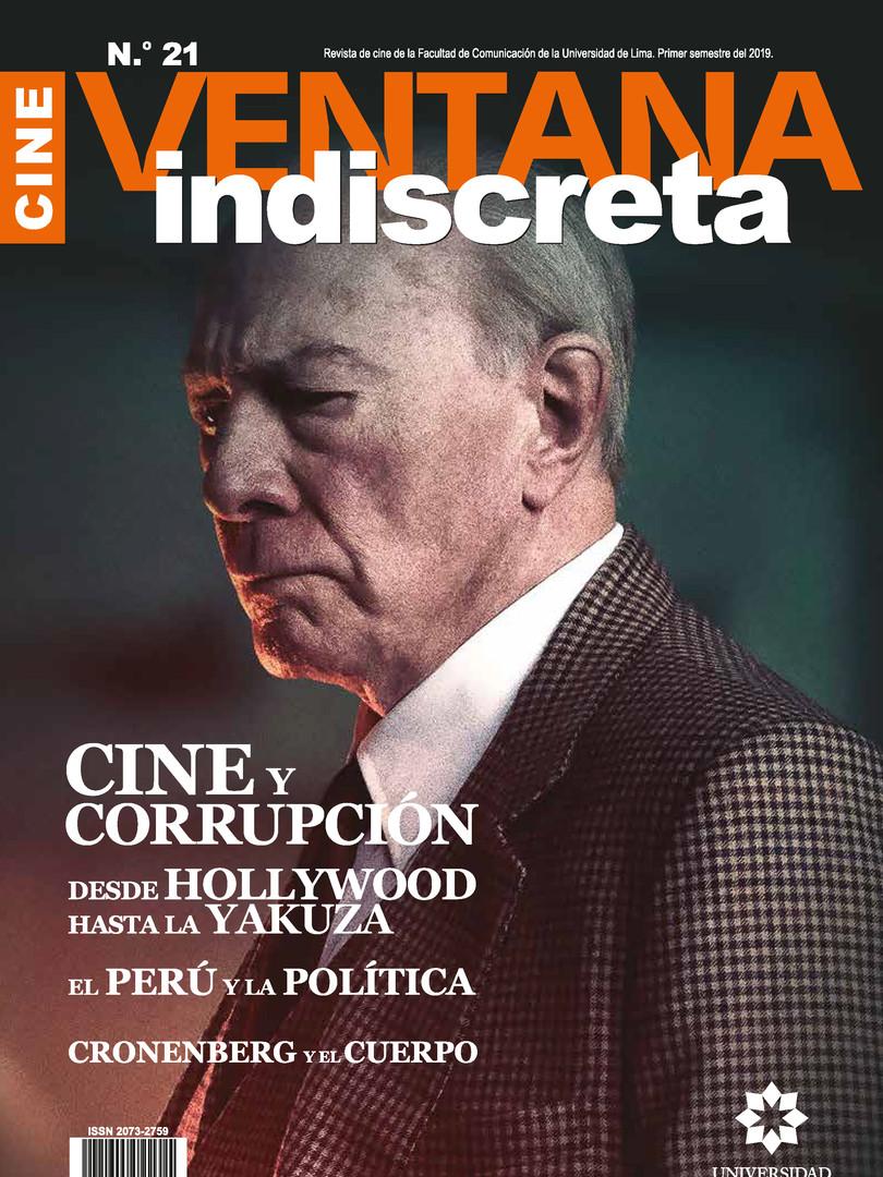 revista ventana indiscreta cine y corrupción n21