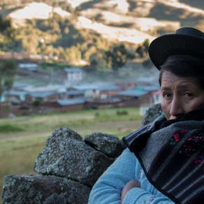 """24 Festival de Cine de Lima: """"Mujer de Soldado"""" (2020) y los espacios que no cicatrizan"""