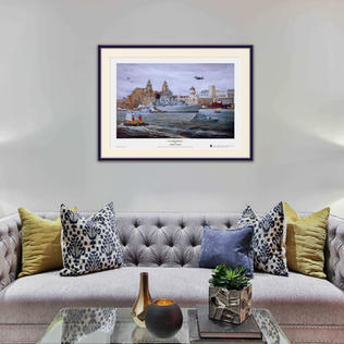 In Good Company Signed Limited Edition Print