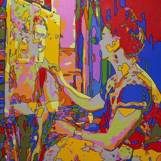 Frida 90x105 cm