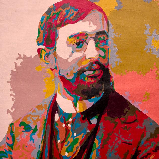 Henri Marie Raymond de Toulouse-Lautrec-Monfa 80x100 cm