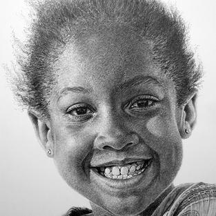 Island Girl - a portrait of 'Patty'