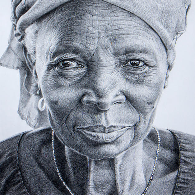 The Old Woman from Ghana