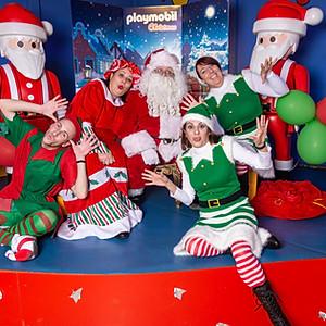 Photos with Santa - Saturday
