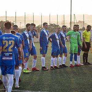 Mqabba U19 - 1st half