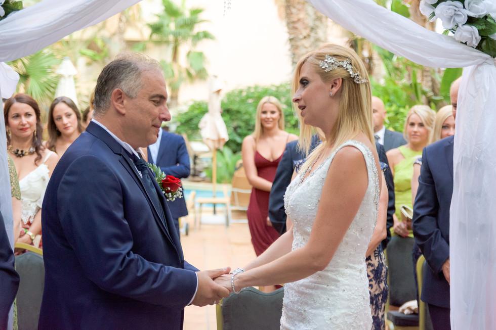 Marcella & Kenneth's wedding