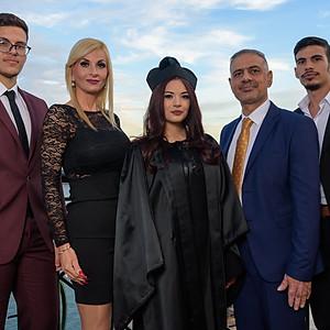 Yanika's Graduation