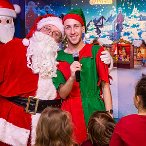 Meet & Greet Santa - day 2
