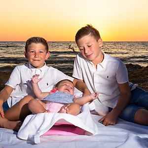 Cousins Sunset