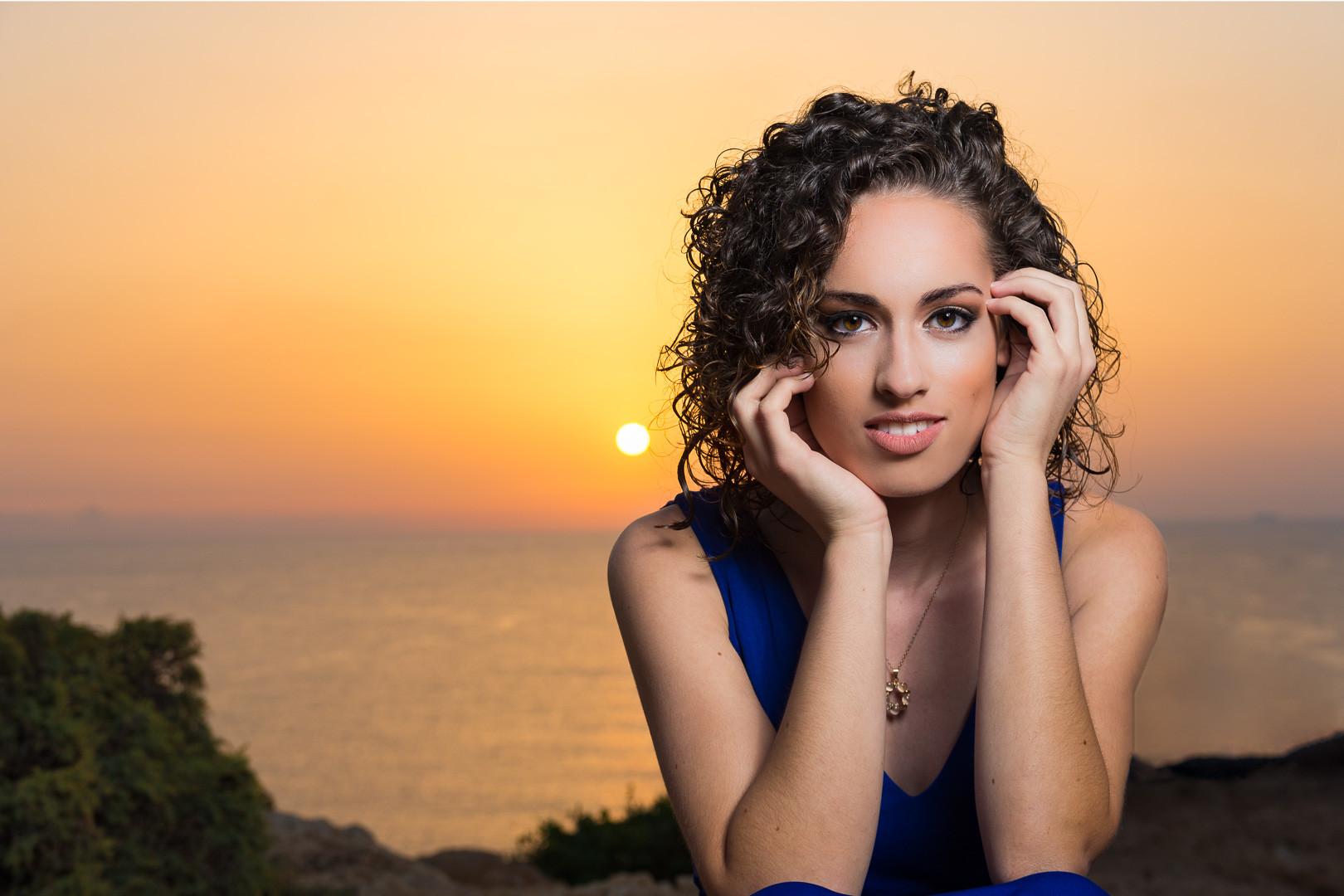 Nadine Mifsud photosession