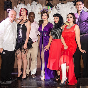 Burlesque @ the Thirsty Lawyer