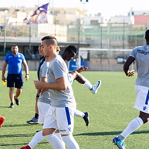 Mosta Youths Under 19 Section A Champions 2017/18 - vs Balzan (Warm up)