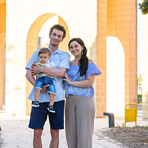 Family shoot - Ta Qali