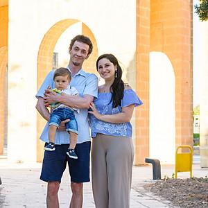 Family shoot - Ta Qali