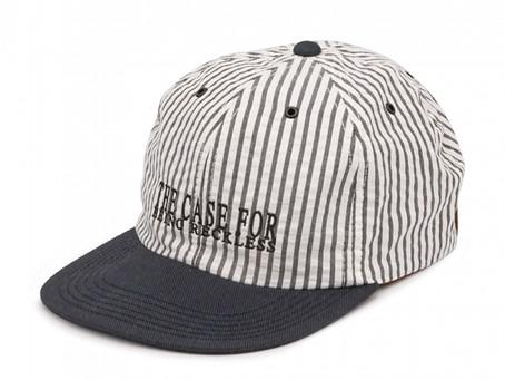 NEW ARRIBAL SEERSUCKER CAP