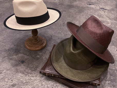 D-00502/POINT PANAMA HAT
