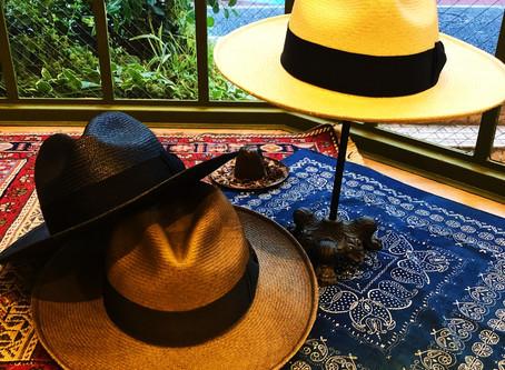"""PANAMA HAT"""