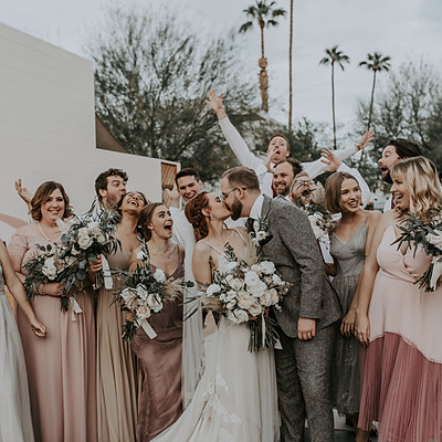 Hicks Wedding // LA