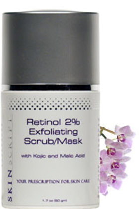 Retinol 2% Exfoliating Scrub 1.7oz