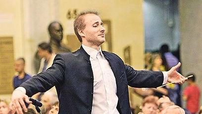Дирижер, МСО, Иван Костяхин, классика, музыка, филармония