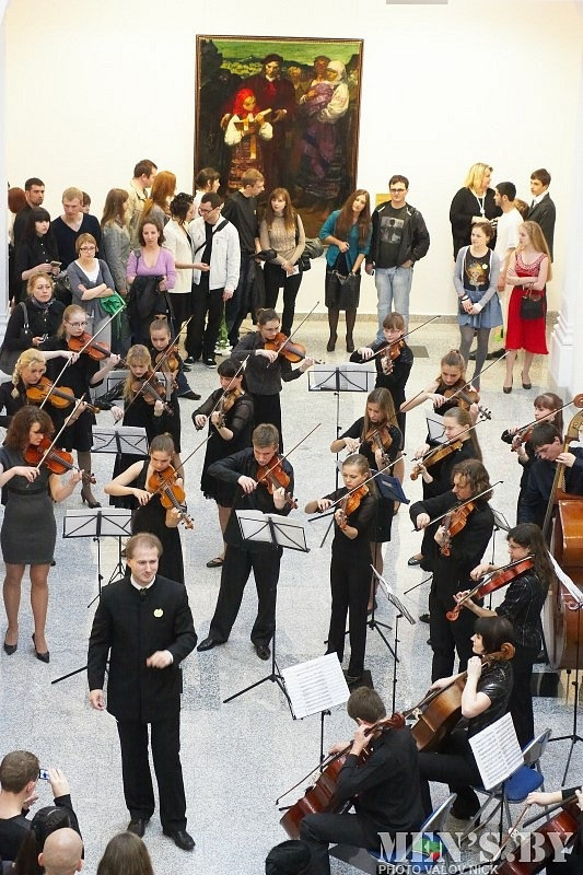 дирижер, Минск, Белаурсь, Иван Костяхин, orcestra, conductor, musik, music, classic, музыка, классика