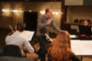 Дирижер Минск Белаурсь Minsk Belarus conductor Ivan Kostyakhin