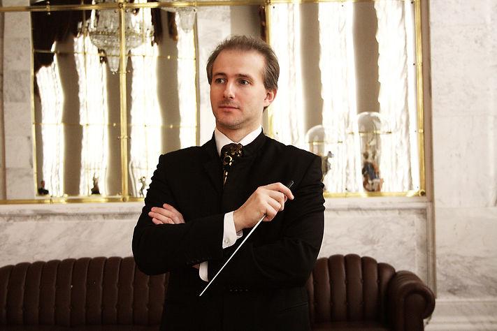 Дирижер Минск Белаурсь Minsk Belarus conductor