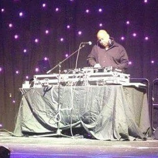 DJ for Tom Joyner Sho@Liacouras Ctr