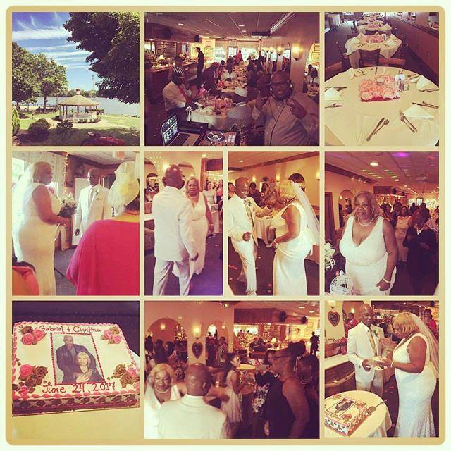 Weddings done right #dlgentertainment #weddingreception #bookus #bookusnow #dontdelay