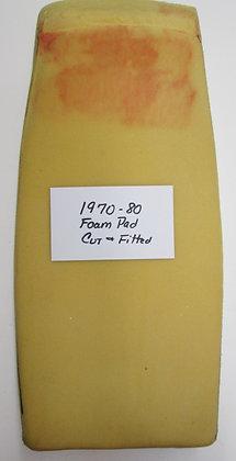 XR750 Foam Pad