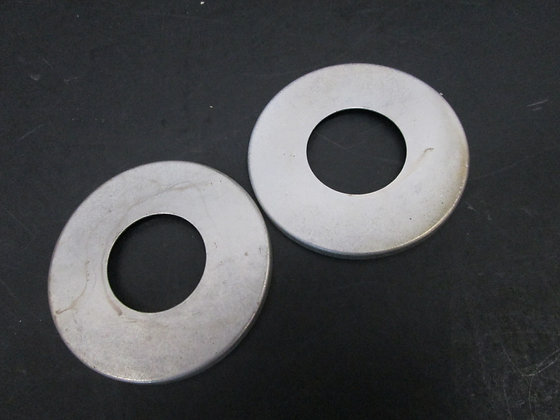 Cad-Plated Bearing & Race Dust Covers