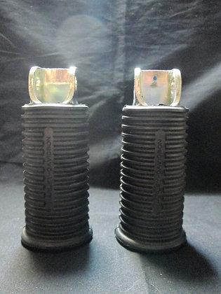 XLCH XLR XLX Steel Foot Pegs & Rubbers