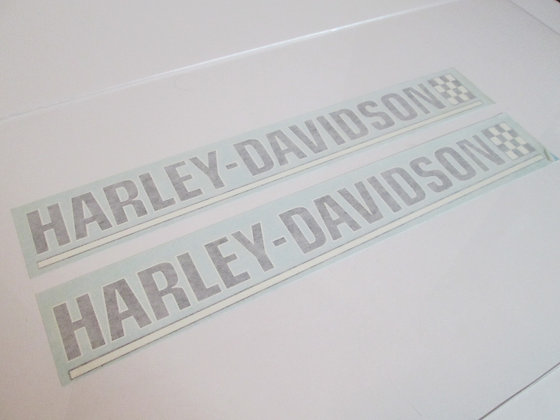 Harley Davidson Fairing Decal