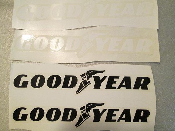 Good Year Decals Harley XR XR750 XRTT