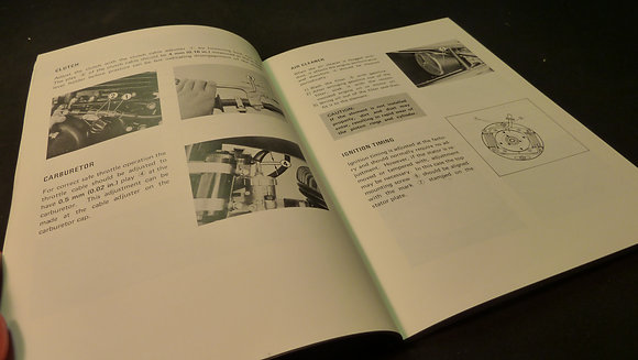 1976 Suzuki RM125 Owners Manual