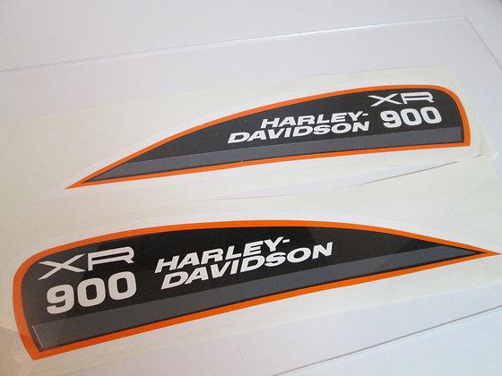 XR900 Harley Davidson Tank Decal