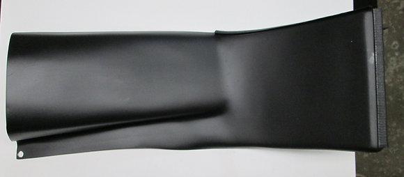 XR & XRTT Exhaust Shield w/Edging